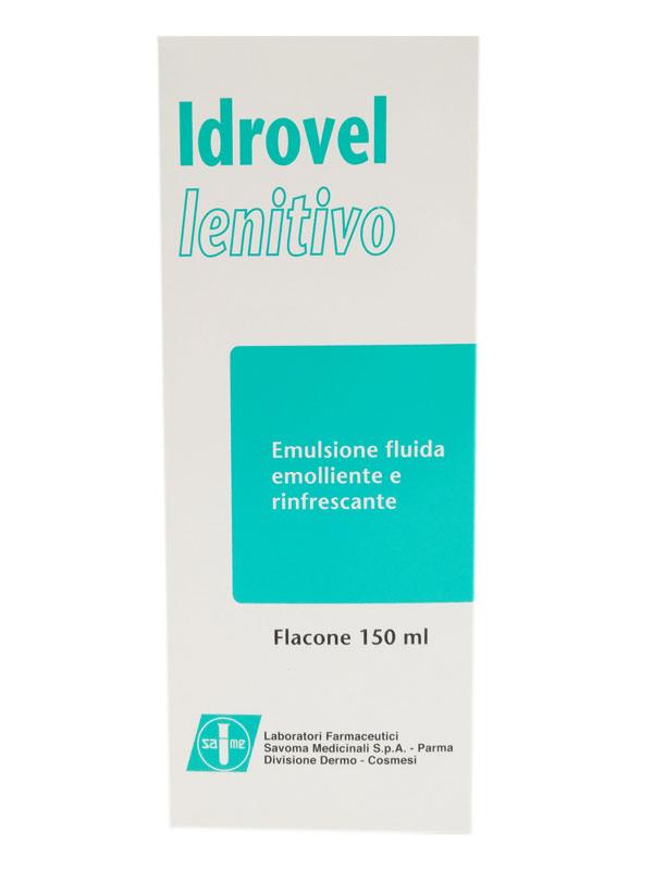 IDROVEL LENITIVO EMULSIONE FLUIDA 150 ML