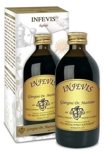 INFEVIS LIQUIDO ALCOOLICO 200 ML