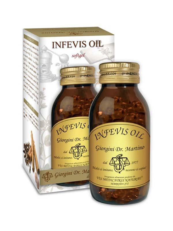 INFEVIS OIL 100 SOFTGEL DA 800 MG