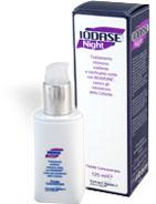 IODASE NIGHT trattamento snellente anti cellulite 125 ml