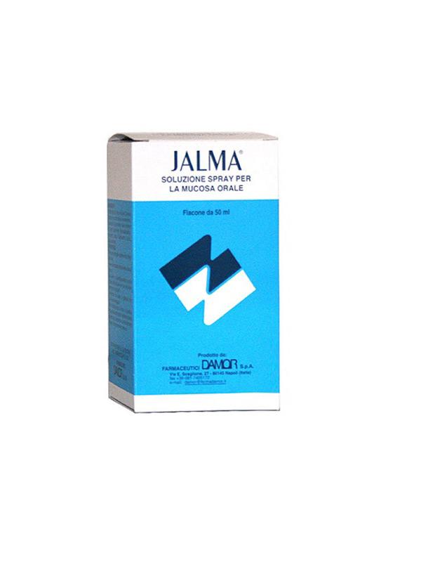 JALMA SOLUZIONE SPRAY PER LA MUCOSA ORALE 50 ML