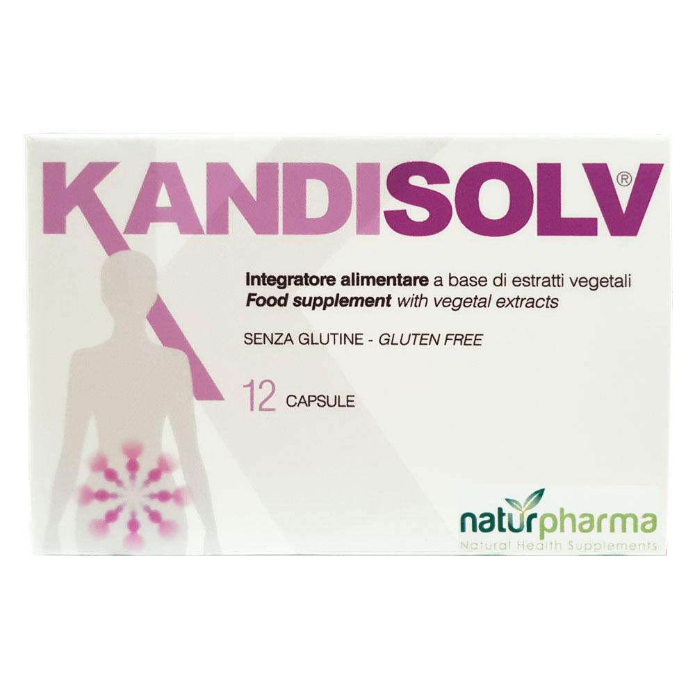 KANDISOLV 12 CAPSULE