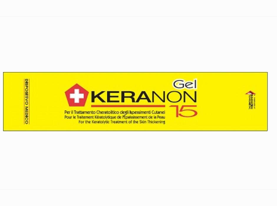 KERANON 15 GEL 75 ML