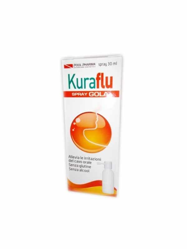 KURAFLU SPRAY GOLA - 30 ML