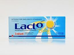 LACTO BABY 7 FLACONCINI