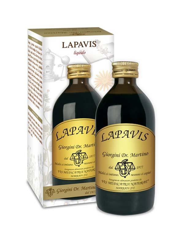 LAPAVIS LIQUIDO ALCOOLICO 200 ML