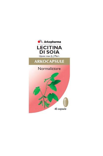 LECITINA DI SOIA ARKOCAPSULE 45 CAPSULE