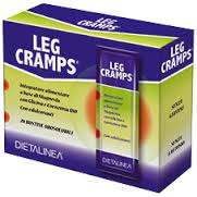 LEG CRAMPS INTEGRATORE ALIMENTARE UTILE CONTRO I CRAMPI - 20 BUSTINE OROSOLUBILI