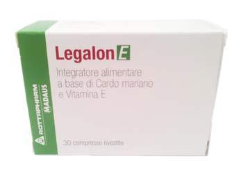 LEGALON E INTEGRATORE ALIMENTARE UTILE PER LA FUNZIONALITA' DEL FEGATO  - 30 COMPRESSE