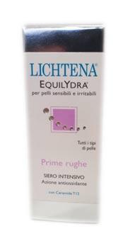 LICHTENA EQUILYDRA PRIME RUGHE SIERO INTENSIVO AZIONE ANTIOSSIDANTE - 30 ML