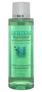 LICHTENA EQUILYDRA TONICO ASTRINGENTE AZIONE PURIFICANTE - 200 ML
