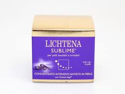 LICHTENA SUBLIME CONCENTRATO INTENSIVO ANTI ETA IN PERLE - 30 PERLE