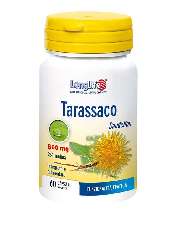 LONGLIFE TARASSACO 60 CAPSULE