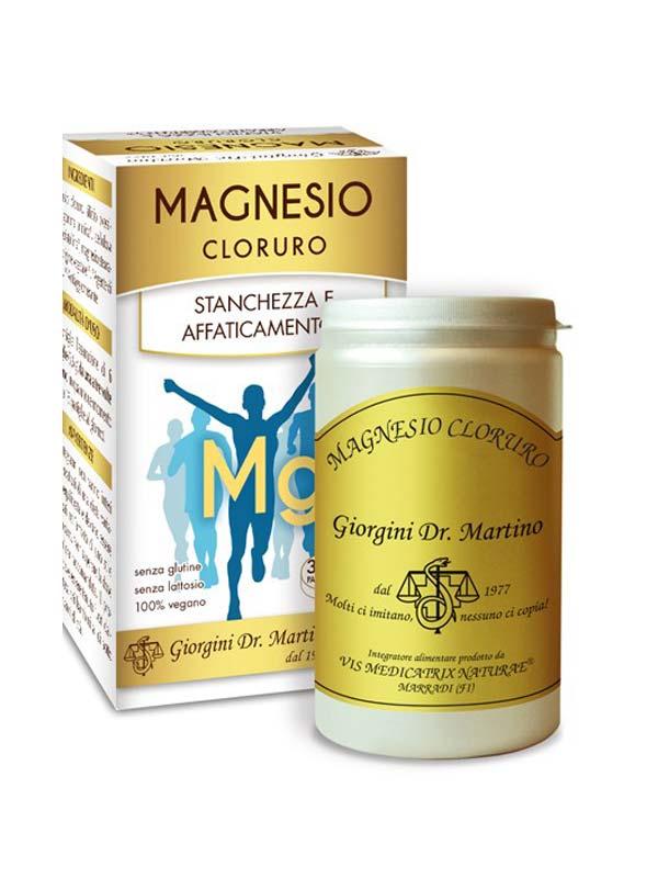 MAGNESIO CLORURO 334 PASTIGLIE DA 600 MG