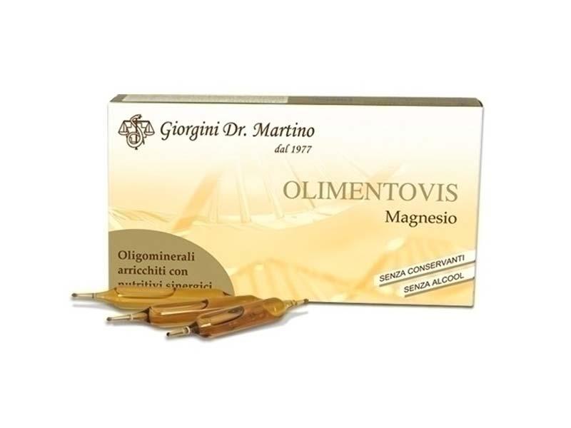 MAGNESIO OLIMENTOVIS 60 ML