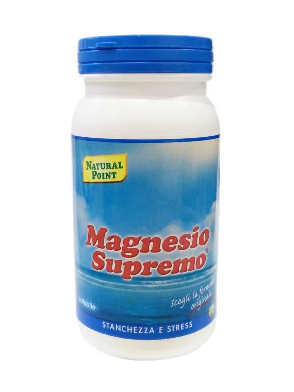 MAGNESIO SUPREMO IN POLVERE 150 G