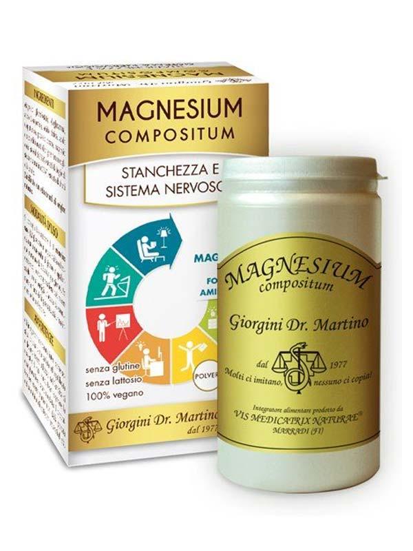 MAGNESIUM COMPOSITUM POLVERE 100 G