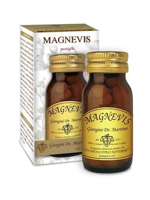 MAGNEVIS 80 PASTIGLIE DA 500 MG