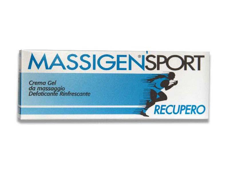 MASSIGEN SPORT RECUPERO CREMA 50 ML