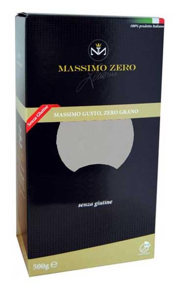 MASSIMO ZERO PASTINA SENZA GLUTINE - STELLINE - 500 G