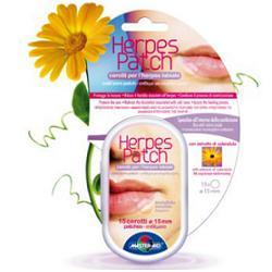 MASTER AID HERPES PATCH IDROCOLLOIDALE 15 PEZZI DA 1,5 CM