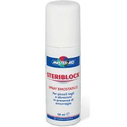MASTER AID STERIBLOCK SPRAY EMOSTATICO 50 ML