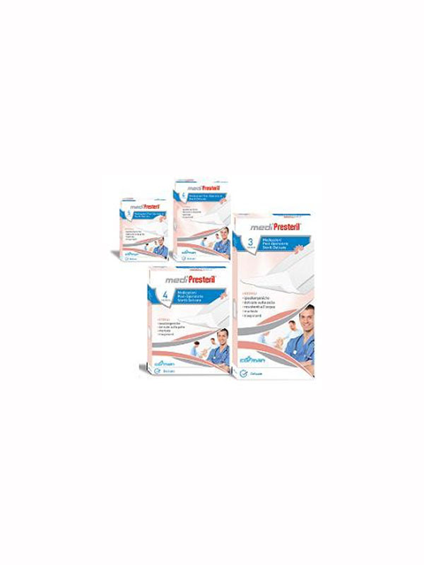 MEDIPRESTERIL GARZA STRETCH DELICATA 15 X 250 CM