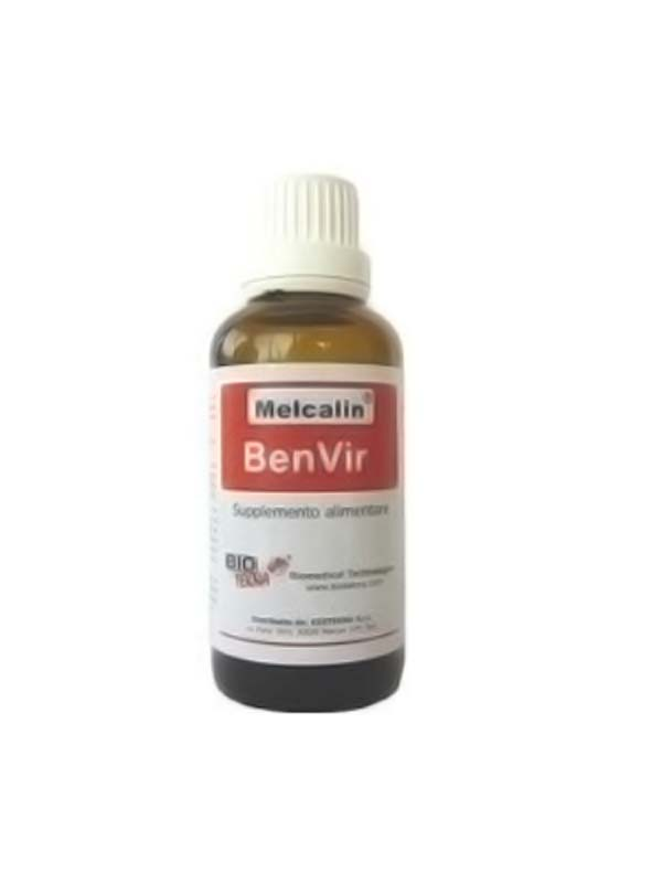 MELCALIN BENVIR GOCCE 50 ML