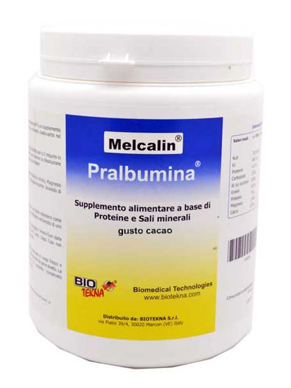 MELCALIN PRALBUMINA GUSTO CACAO 532 G