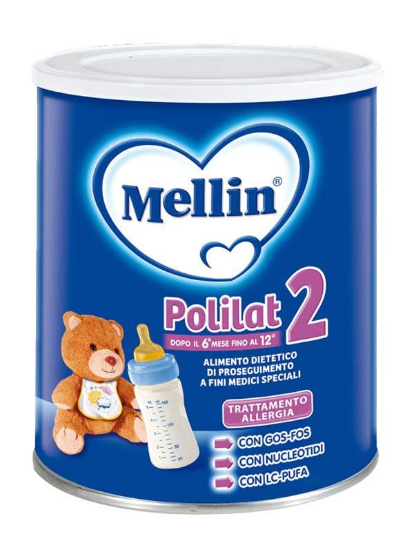 MELLIN POLILAT 2 POLVERE 400 G
