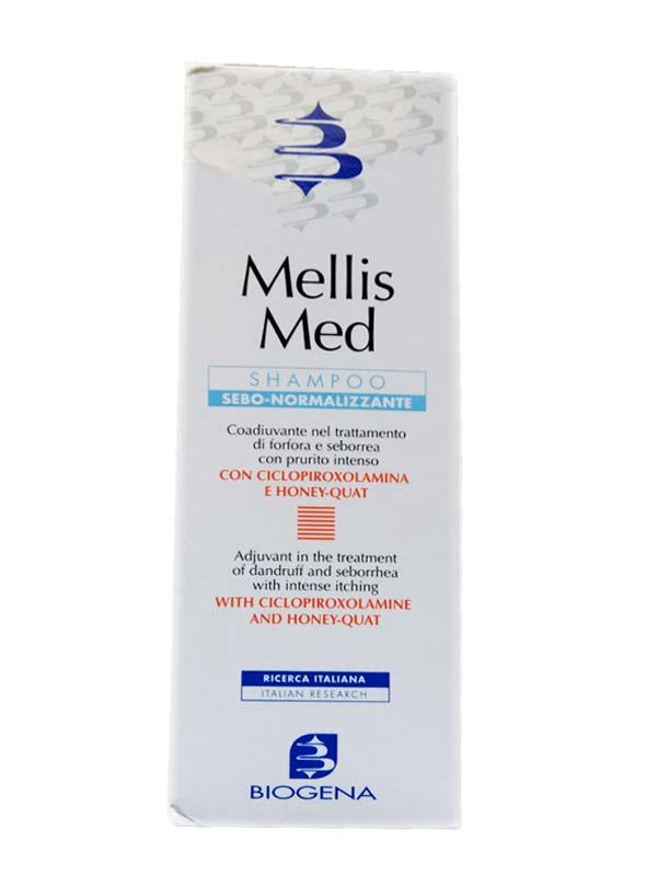 MELLISMED SHAMPOO 125 ML