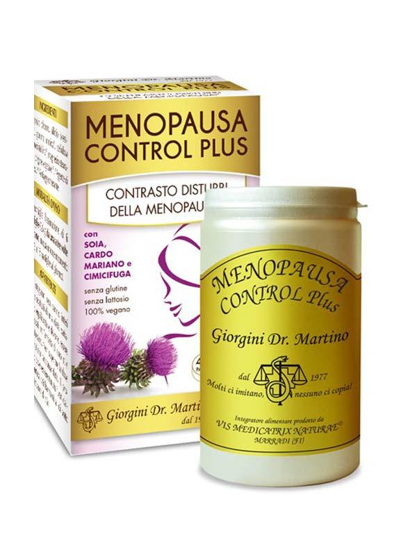 MENOPAUSA CONTROL PLUS 400 PASTIGLIE DA 500 MG