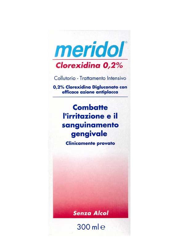 MERIDOL COLLUTORIO CLOREXIDINA 0,2 300 ML