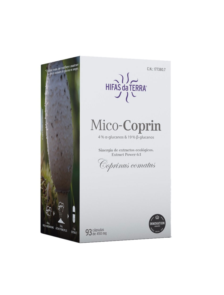 MICO COPRIN 93 CAPSULE DA 450 MG