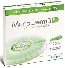 MONODERMA' E5 LENITIVA IDRATANTE - 28 FIALE DA 0,5 ML