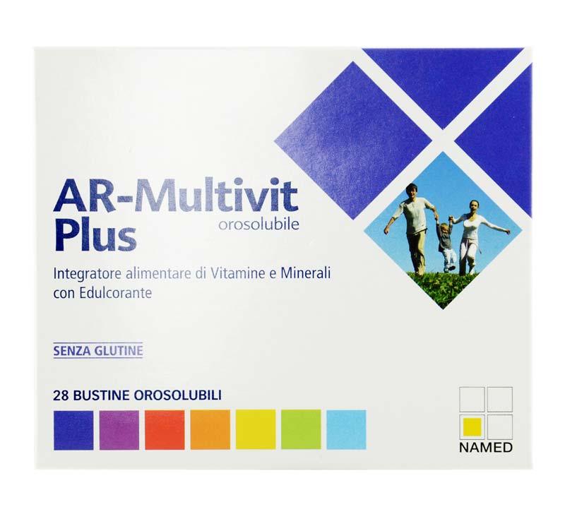 NAMED AR-MULTIVIT PLUS 28 BUSTE