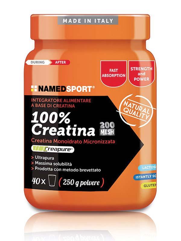 NAMED SPORT 100% CREATINA 500 G