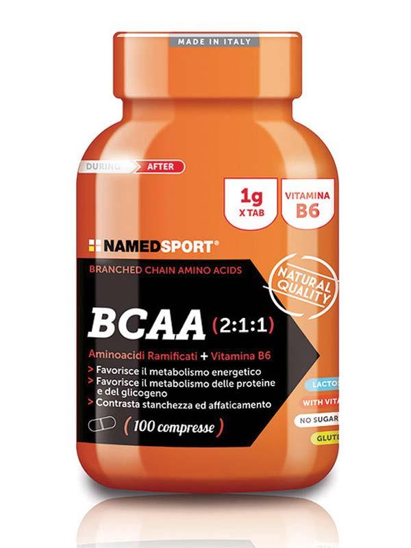 NAMED SPORT BCAA 2.1.1 100 COMPRESSE