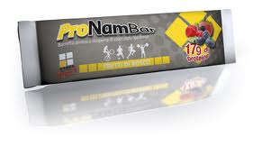 NAMED SPORT PRONAM BAR - BARRETTA PROTEICA GUSTO CACAO - 50 G