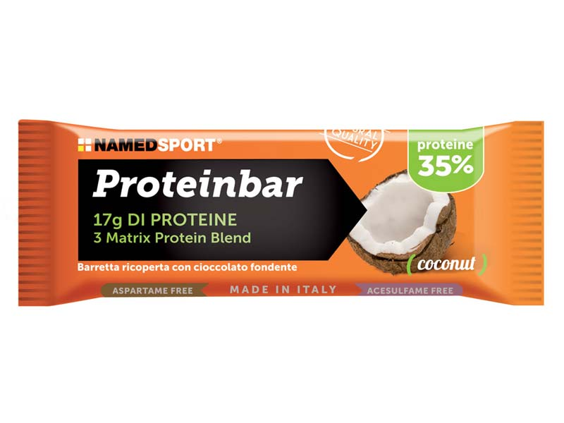 NAMED SPORT PROTEINBAR COCONUT 50 G
