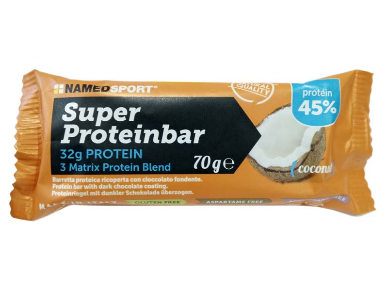 NAMED SPORT SUPER PROTEINBAR COCONUT 70 G