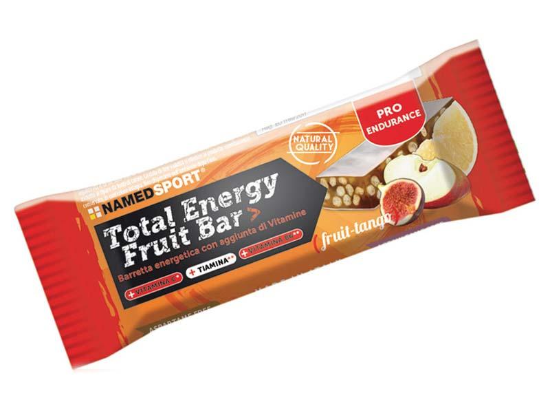 NAMED SPORT TOTAL ENERGY FRUIT BAR TANGO 35 G