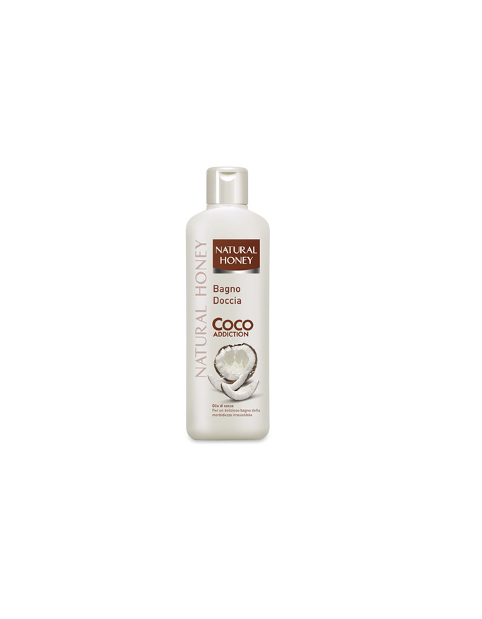 NATURAL HONEY BAGNO COCO 650 ML