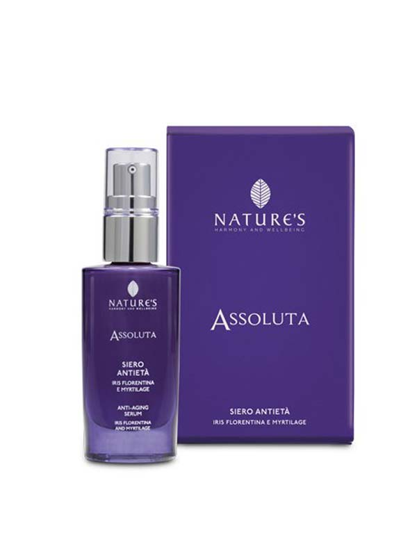 NATURE'S ASSOLUTA SIERO ANTI ETA' 30 ML