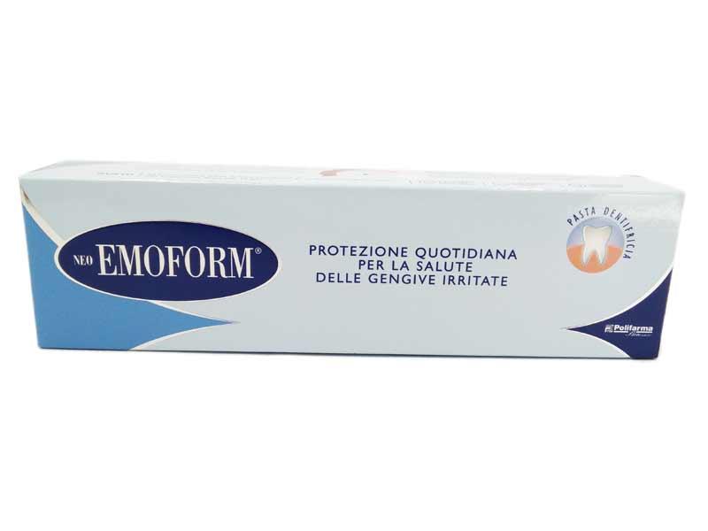 NEO EMOFORM PASTA DENTIFRICIA ANTIPLACCA 100 ML