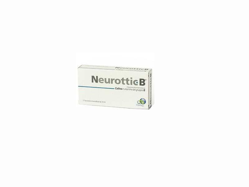 NEUROTTIC B 5 FIALE DA 10 ML