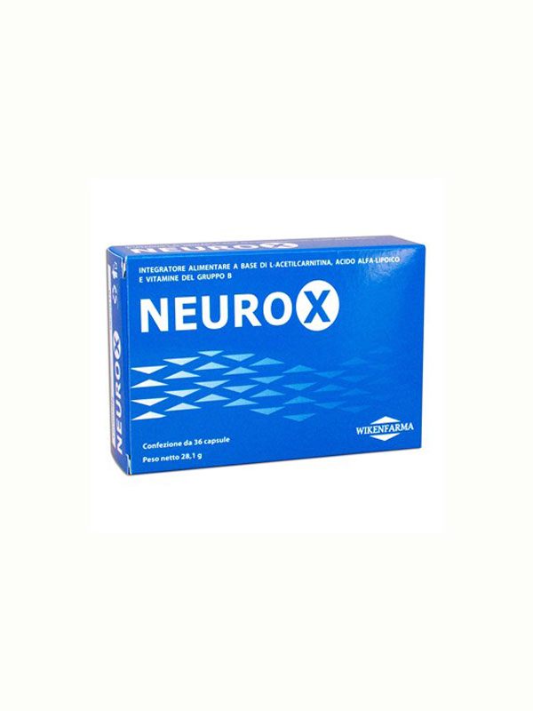 NEUROX 36 CAPSULE