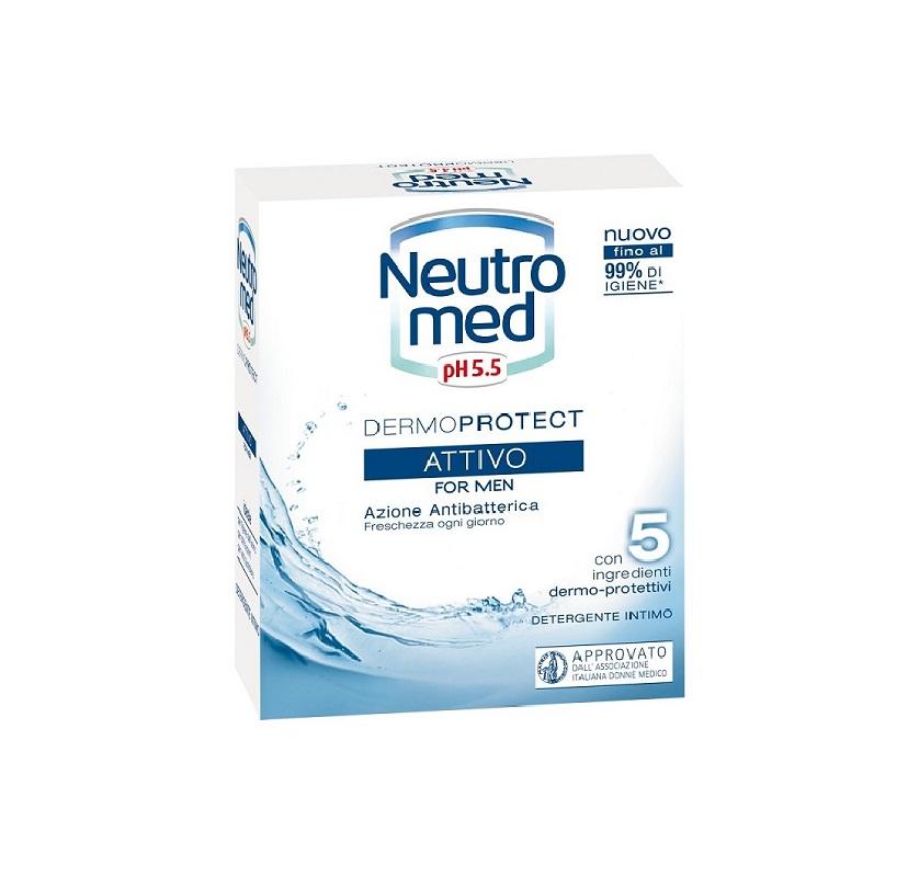 NEUTROMED INTIMO ATTIVO FOR MEN - 200 ML