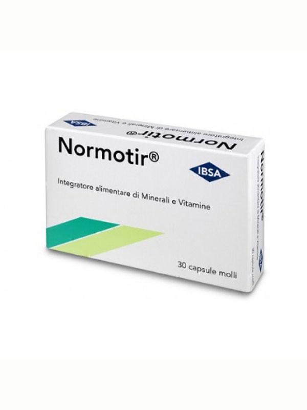 NORMOTIR 30 CAPSULE
