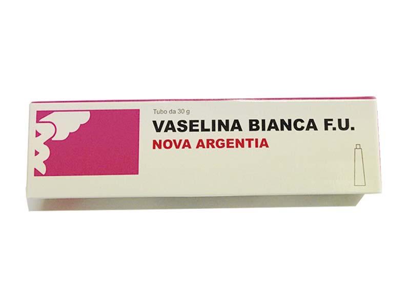 NOVA ARGENTIA VASELINA BIANCA F.U. 30 G